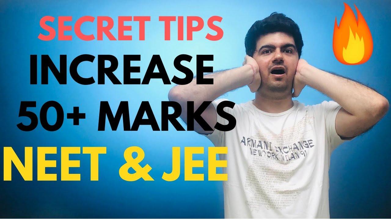 How to Increase 50+ marks easily ? NEET ,JEE Preparation   Vineet Khatri sir   ATP STAR