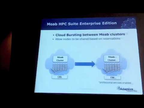 Introduction to Cloud for HPC