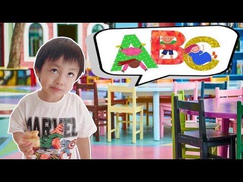 【アレク&のんちゃん】3才の息子と英語でおままごとしてみます❤️