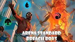 Magic Arena - Standard - Underworld Breach Combo