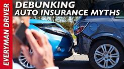 9 Auto Insurance Myths on Everyman Driver