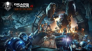 GEARS OF WARS 4 MODO HORDA EVENTO EL BALON RASTREADOR