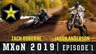 Osborne and Anderson Ready for Action in Assen | MXoN...