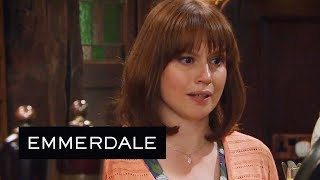Emmerdale - Lydia Breaks the News of Lisa's Death