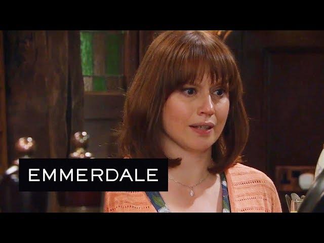 Emmerdale - Lydia Breaks the News of Lisas Death
