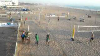 AGADIR -Morocco Open-Tournoi International de Beach-Volley 4-9 Oct 2011 -P2- By ADiiLX