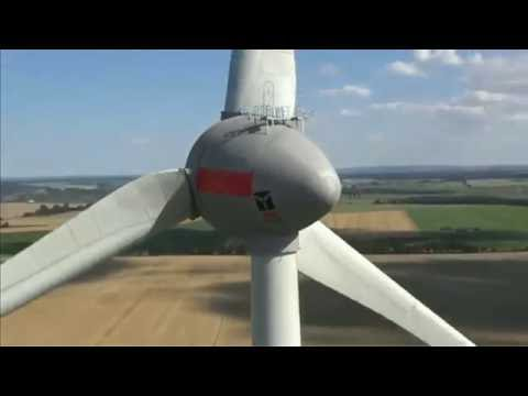 E-126 The Giants Windmill Project in the World