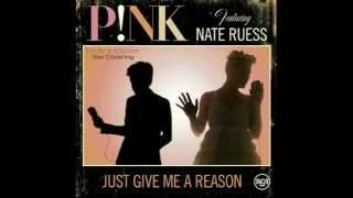 P!nk - Just Give Me A Reason (Saxophone Cover)