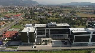 Volando en Drone,MAVIC 2 ZOOM 4K, SABANA PARK OFICINAS,CAJICA,COLOMBIA