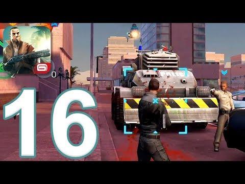 Gangstar Vegas - Gameplay Walkthrough Part 16 (iOS, Android)