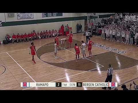 Ramapo vs Bergen Catholic