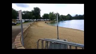 Camping du Lac vert Doulcon, Meuse 55