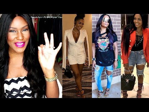 Love and Hip Hop Atlanta Critiquing Rasheeda Frost's Fashion Sense #LoveandHipopAtlanta Season 6