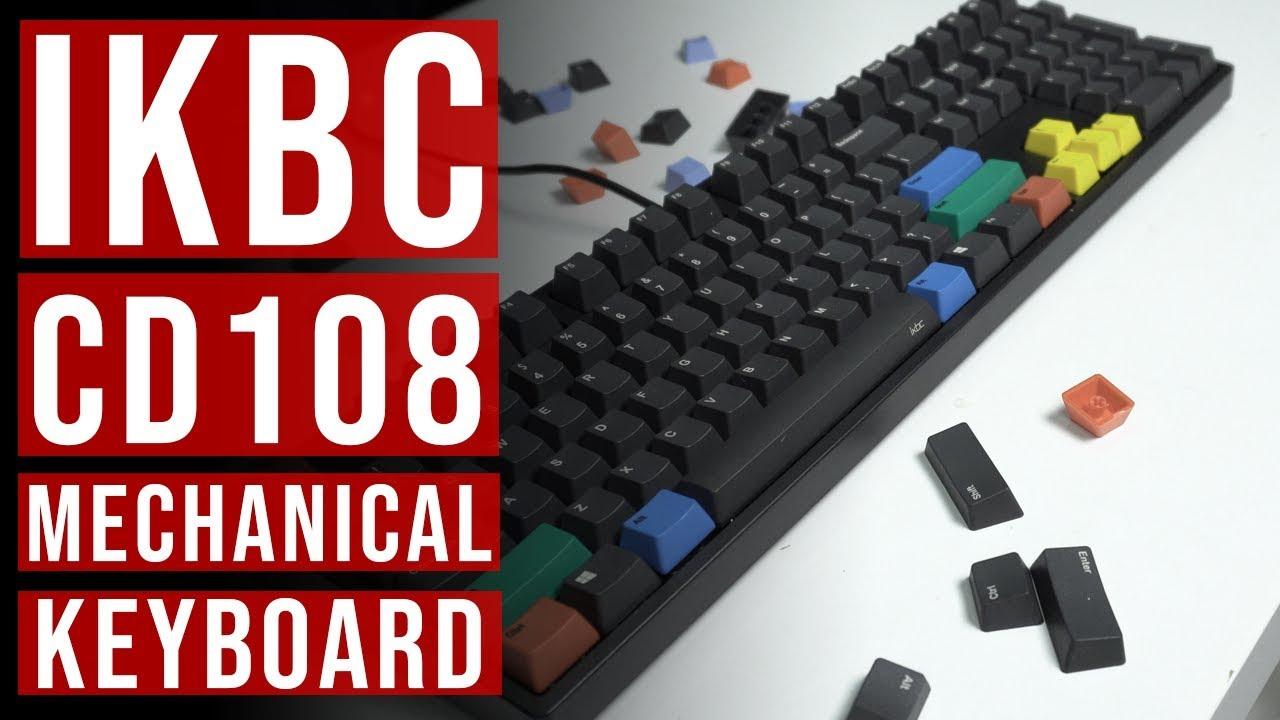 Keyboard Hodoh,Mahal Tapi Padu – Review IKBC CD108
