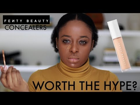 Fenty beauty Concealer review & Swatches