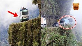 全球「10大奪人命」的死亡公路!沒勇氣真的沒膽開上去,台灣也入榜…!【楓牛愛世界】
