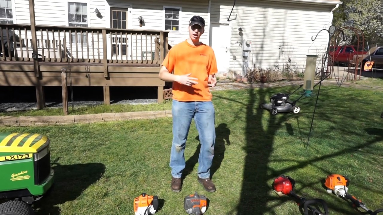 Stihl Fs 94 Vs Stihl Fs 90 Vs Husqvarna 326 Vs Toro Straight Shaft