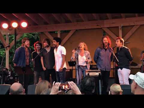 Amy Helm & Friends - Gloryland - Dirt Farmer Festival, Arrowood Farms, Acoord, NY - 2018-08-19