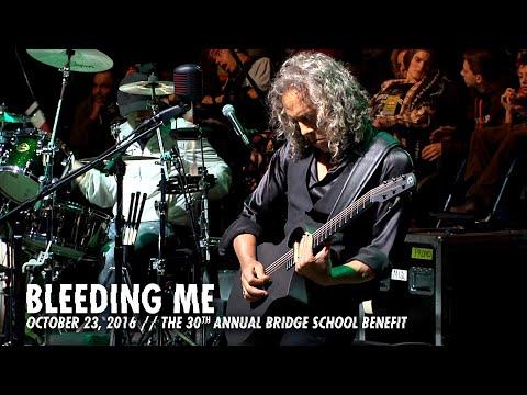 Metallica: Bleeding Me (MetOnTour - Bridge School Benefit - 2016) Thumbnail image