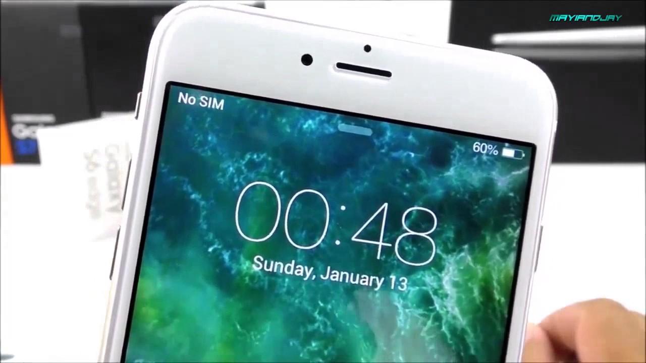 SMARTPHONE i7 PLUS CLONE | 4G | METAL BODY | 16GB