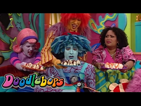 The Doodlebops 104 - Cauliflower Power | HD | Full Episode