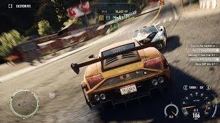 NFS Rivals - New Jaguar, Lamborghini & Ferrari DLC Online gameplay PC