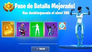 BATTLE PASS avec SEASON 10 SKINS sur FORTNITE!! 😱🌌