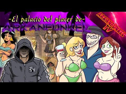 Akabur el palacio de arkanfunkel: los juegos de akabur - youtube