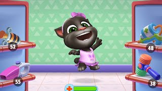 MY TALKING TOM FRIENDS 🐱 ANDROID GAMEPLAY #74 -TALKING TOM AND FRIENDS BY OUTFIT