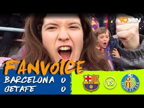 Suarez offside goal and Palace-bound Guaita saves mean Barca draw to Getafe! | Barcelona 0-0 Getafe