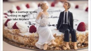 Beautiful Wedding Quotes - Wonderful Marriage Quotes