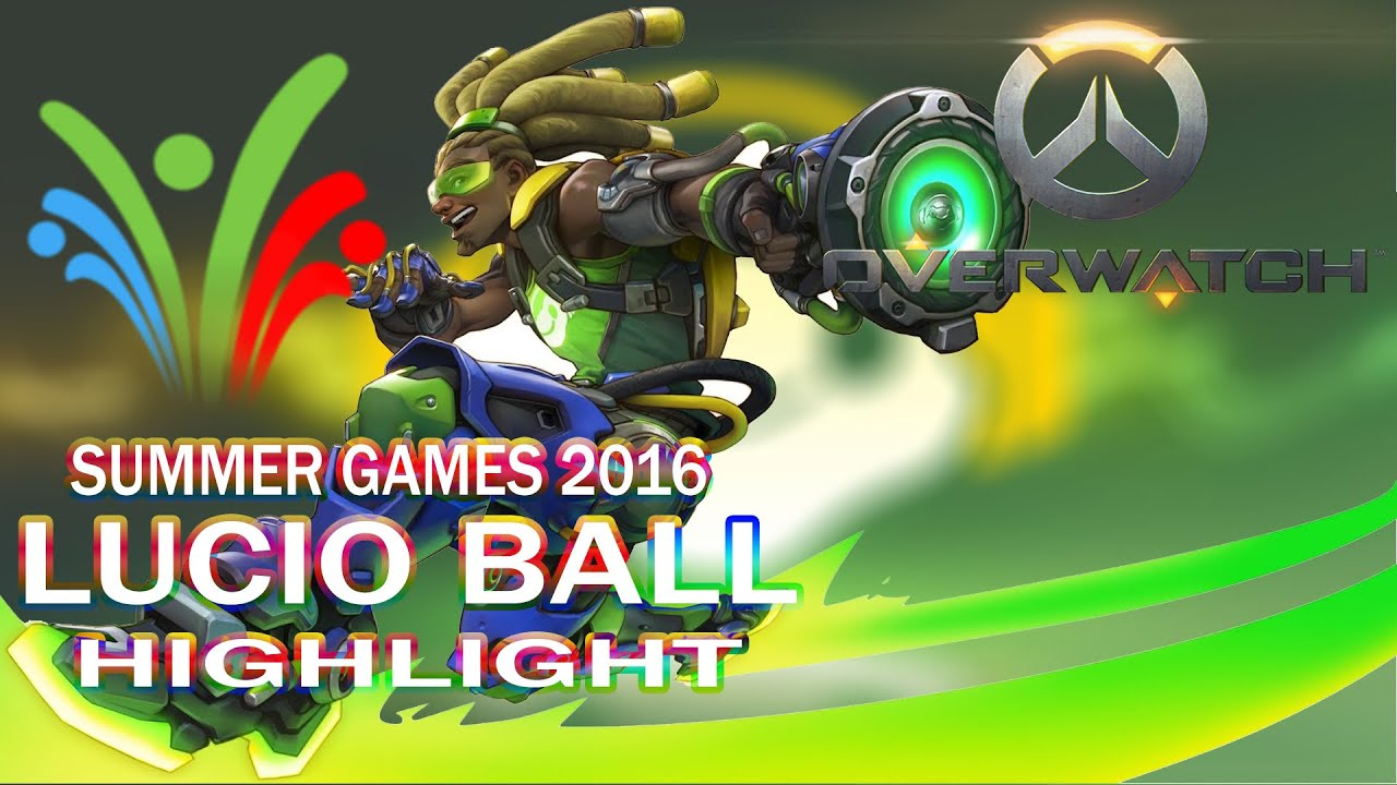 Download Overwatch - INSTANT GOAL - Lucio Ball Highlight