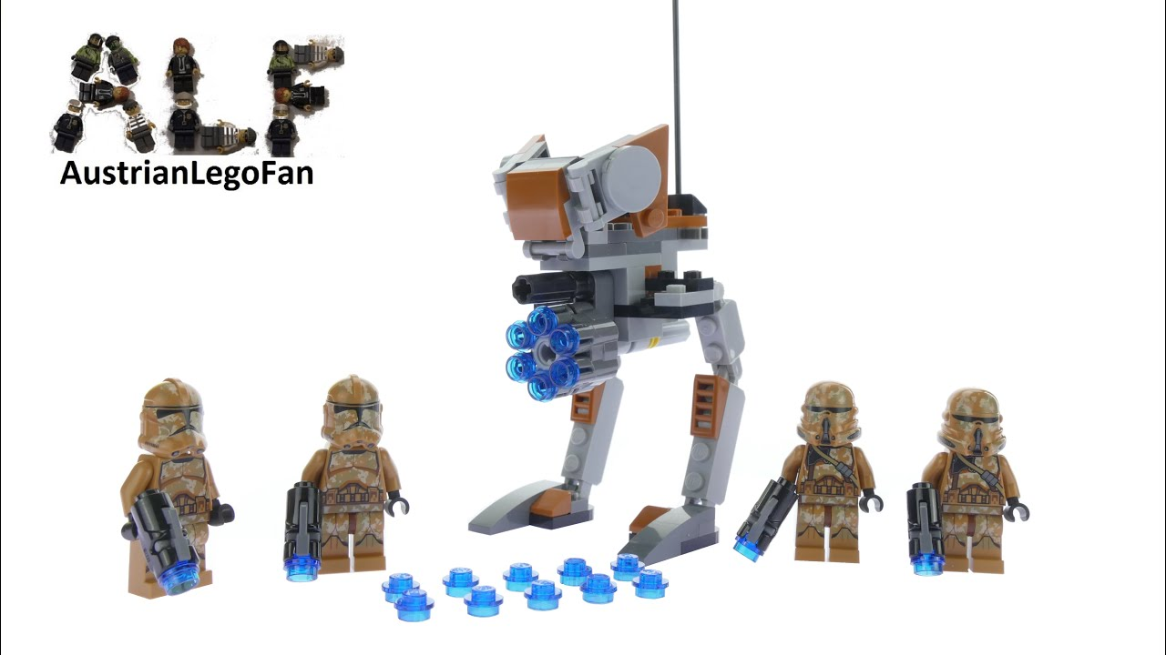LEGO Star Wars Geonosis Troopers 75089 ***New***