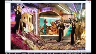 Kardashian Christmas Card. Illuminati Freemason Symbolism. The Mark of the Beast NWO.