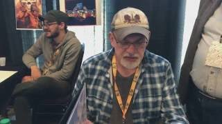 Harmon Houghton Interviews Timothy Truman - Comic Pioneer @ Indigenous Comic Con