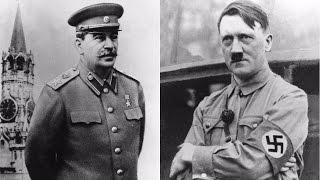 Гитлер и Сталин! Величайшие Тайны двух Вождей мирового значения! Документальный фильм (24.01.2017)