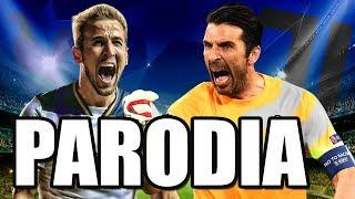 Cancion Tottenham vs Juventus 3-4 (PARODIA Si te acuerdas - Bad Bunny)