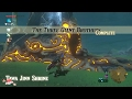 ZELDA: BREATH OF THE WILD | Tutorial Tawa Jinn Shrine - The Giant Three Brother Quest  Guide