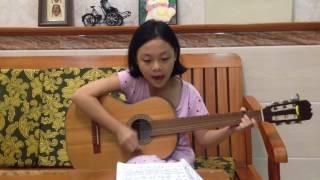 Nối vòng tay lớn - guitar Linh Bui