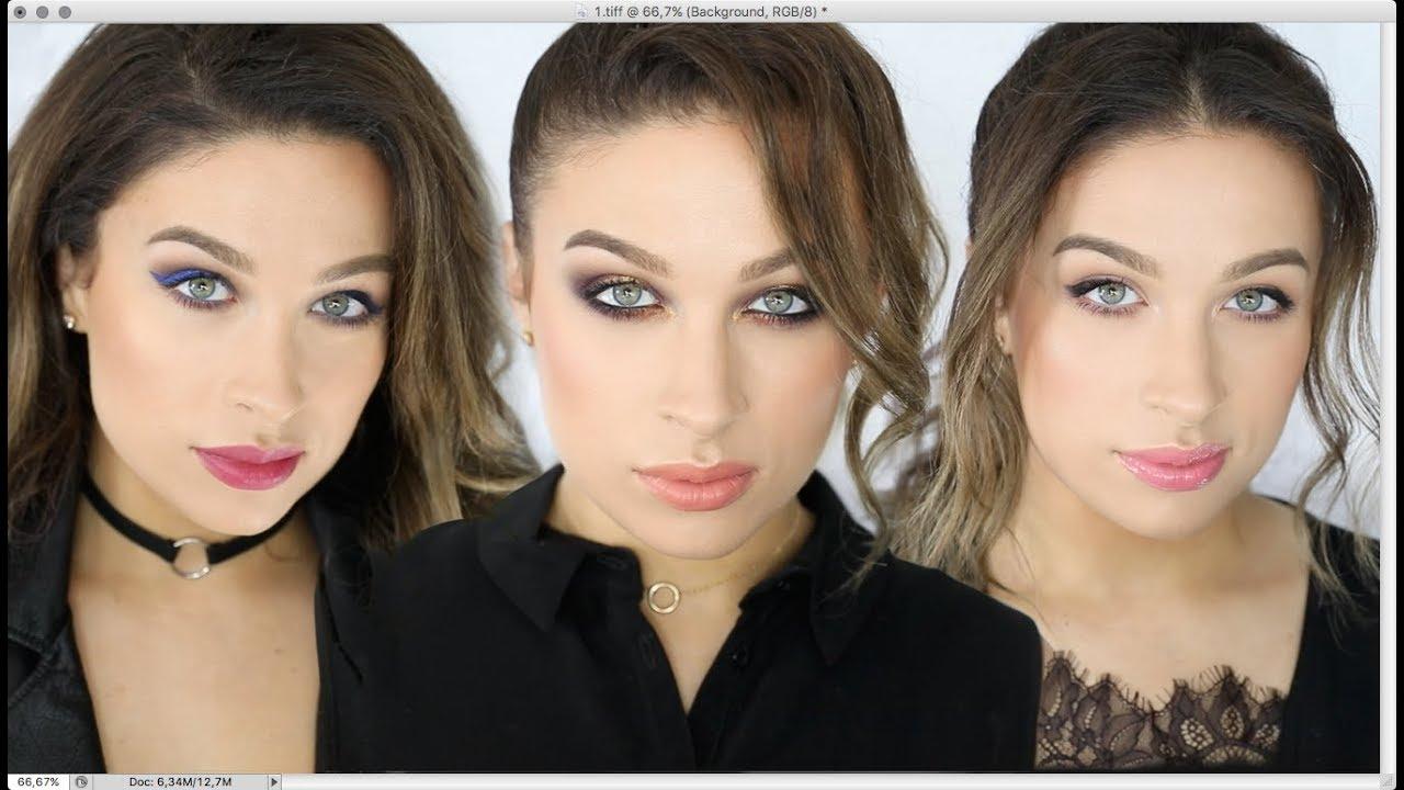• 3 makijaże kosmetykami z drogerii – 1 sposób na demakijaż | KATOSU •
