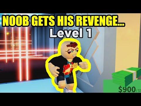noob cop gets his REVENGE... | Roblox Jailbreak