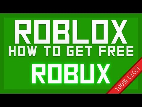 FREE ROBUX?!? MY ONLY TRUSTED WAY!