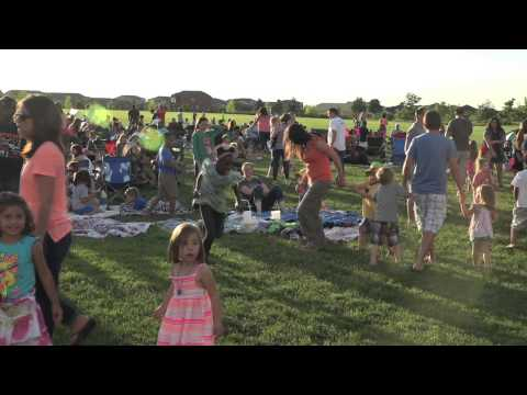 Reunion's Family Movie Night at Reunion Park