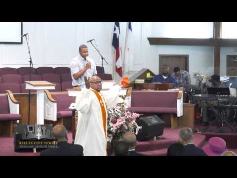 """""""Where Is Your Brother?"""" Elder Cecil B. Jackson, Dallas City Temple, August 29, 2015"""