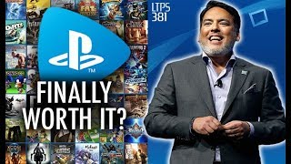 PlayStation Boss Leaves. PS Now HUGE Price Drop. Patent for 3D Holograms. - [LTPS #381]