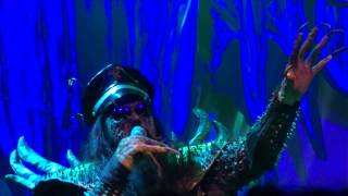 HD Lordi - Scare Force One - Live Milano 04/03/2015
