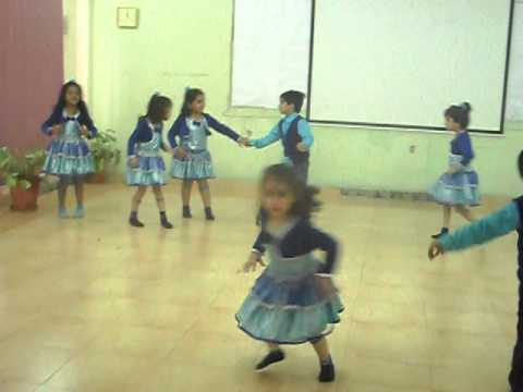 Indus world school Indore western dance event