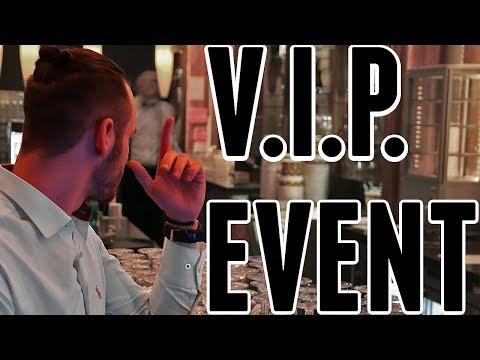 V.I.P. EVENT HANNOVER I VLOG56 I RichMindset