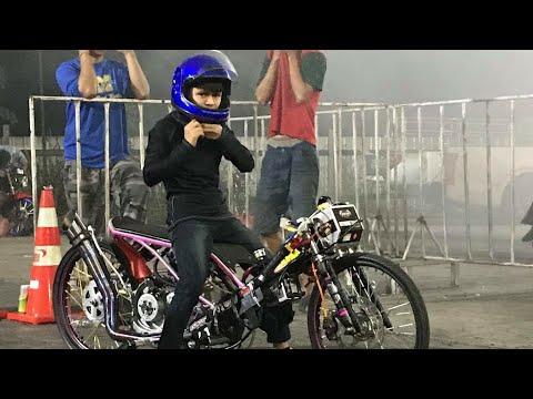 Drag bike Mio Injeksi 600cc FFA Thailand