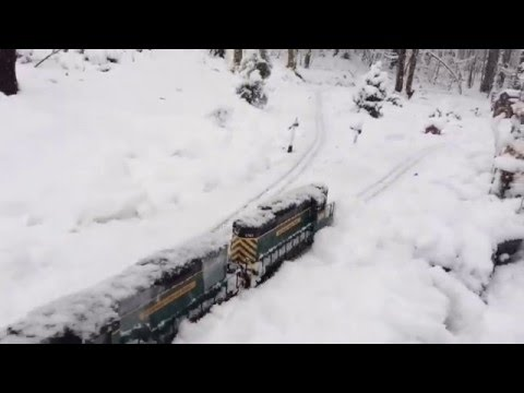 Thumbnail: Snow Plow Extra on Rockwall Canyon